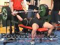Jiří Prášek, 197,5kg