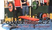 Tomáš Tvarůžka, 177,5kg