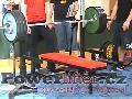 Miroslav Paukert, 222,5kg