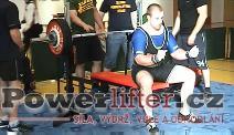 Tomáš Novák, 192,5kg