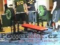 Petr Hrach, 195kg