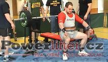 Petr Hrach, 200kg