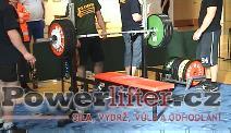 Petr Toman, 235kg