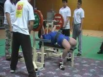 Tlak - muži kat 93 - +120 kg