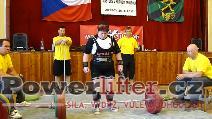 Hana Takáčová, 145kg