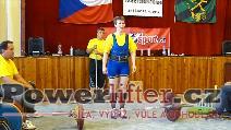 Jitka Mašková, 90kg