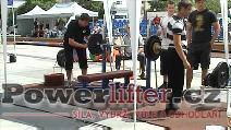 Dalibor Staš, 100kg