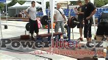 Jakub Antl, 155kg