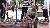 Dalibor Staš, 105kg, jiný úhel