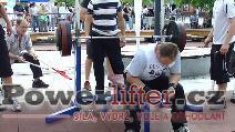 Tomáš Tvarůžka, 150kg, jiný úhel