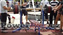 Jan Žvak, 215kg, jiný úhel