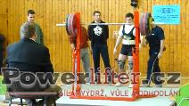 Adam Smolík, 185kg