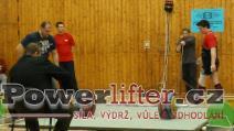 Pavel Bartošík, 240kg
