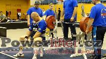 Jaromír Sršeň, benč 227,5kg