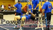 Pavel Kaňák, benč 185kg