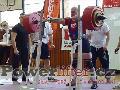 David Lupač, dřep 400kg, 2:1 platný