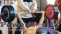Čestmír Wolf, 170kg