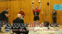 Pavel Anderle, 290kg