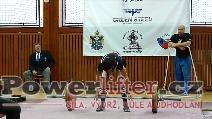 Eva Bánovská, mrtvý tah 110kg, ženy do 57kg