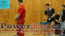 Petr Vlach, 145kg