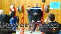 Pavel Fučík, 280kg