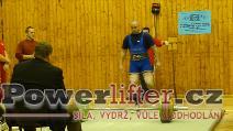 Pavel Fučík, 255kg