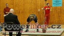 Karel Sekanina, 235kg