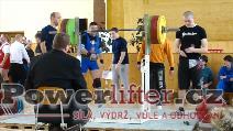 Petr Vlach, 255kg