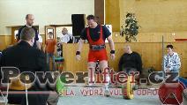 Oldřich Halfar, 217,5kg