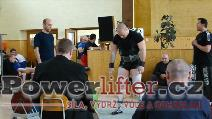 Antonín Pavlovec, 245kg