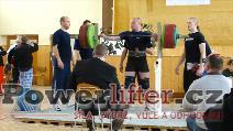 Pavel Fučík, 295kg