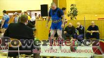 Pavel Fučík, 250kg