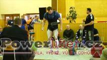 Jan Schmidt, 280kg