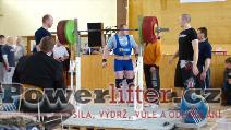 Martin Šumbera, 280kg
