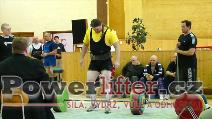 David Coufal, 250kg