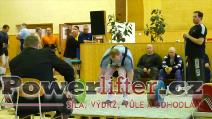 Martin Šumbera, 270kg