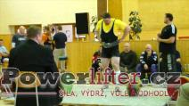 David Coufal, 260kg