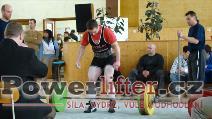 Michal Sicha, 217,5kg