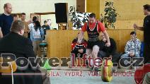 Michal Sicha, 222,5kg