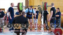 Pavel Kaňák, 250kg