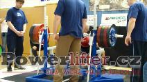 Miloš Hýbl, 220kg