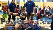 Lukáš Kovařík, 132,5kg