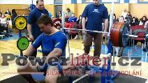 Petr Bolf, 215kg