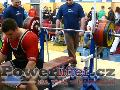 Jan Malinovský, 210kg