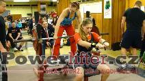 Lenka Goliášová, 75kg