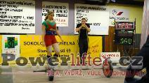 Lenka Goliášová, 120kg
