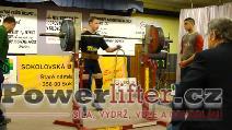 René Hoza, 165kg