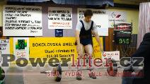 Jan Vrzal, 160kg