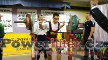 Marcel Murárik, 190kg