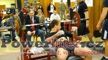 Jan Grézl, 110kg